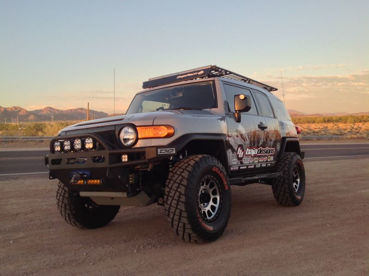 Picture for category ICON FJC SUSPENSION Packages 2010-2014
