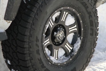 Picture for category TACOMA WHEELS