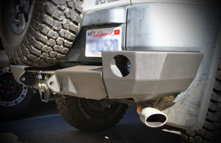 Picture of DEMELLO OFF-ROAD 3 PIECE REAR BUMPER