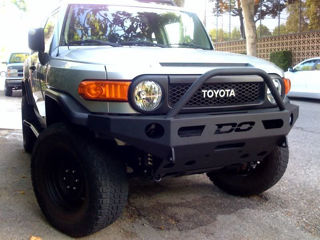 Picture of DEMELLO OFF-ROAD FJ SINGLE HOOP FRONT BUMPER