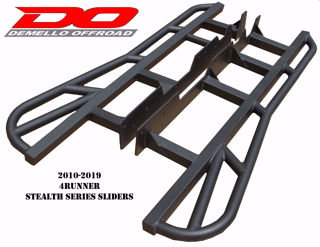 Picture of 2010-2020 4RUNNER STEALTH SERIES KICK OUTS