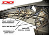 Picture of DEMELLO OFF-ROAD STEALTH SERIES LIGHT BAR SINGLE HOOP FRONT BUMPER 03-05 4RUNNER