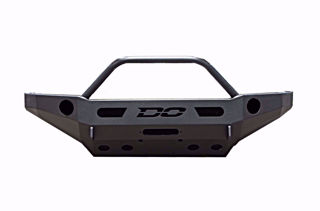 Picture of ALUMINUM TACOMA SINGLE HOOP FRONT BUMPER 12-15