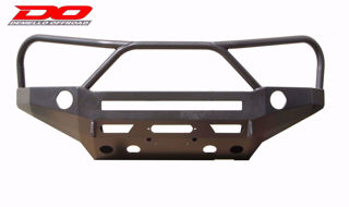 Picture of TACOMA 3 HOOP STEALTH SERIES FRONT BUMPER 05-11